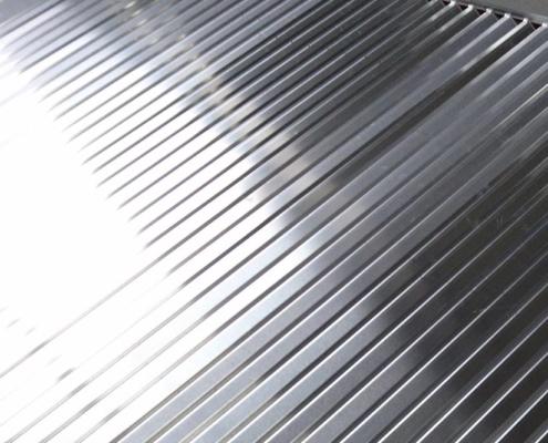 Alumínium termékek gyártása